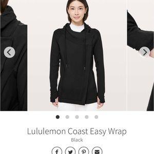 Lululemon Coast East Wrap new
